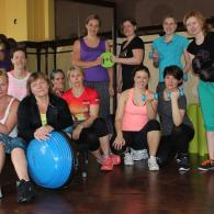 Fitness camp 21.- 23. dubna 2017